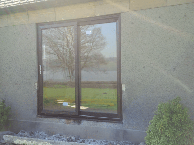Patio window installation, Licensed Local Builders