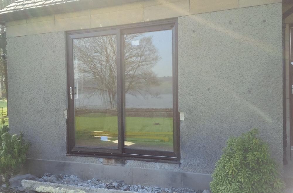 Patio window installation, Licensed Local Builders